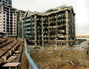 Docklands bombing